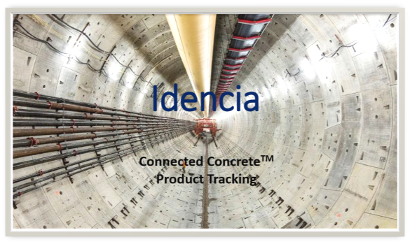 Connected Concrete Deck