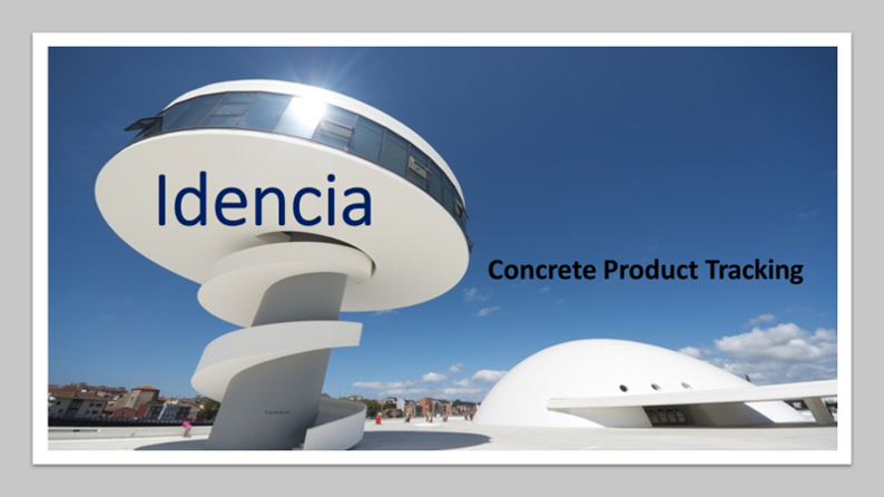 Connected Concrete. Architectural
