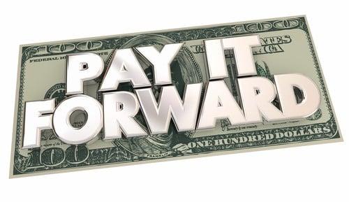 Pay It Forward- Medium