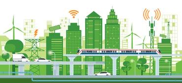smart infrastructure green